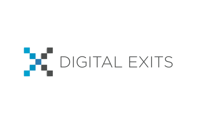 Digital Exits - clear background